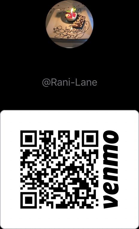 My Venmo Account